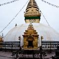 Katmahandu-Monkye Templ